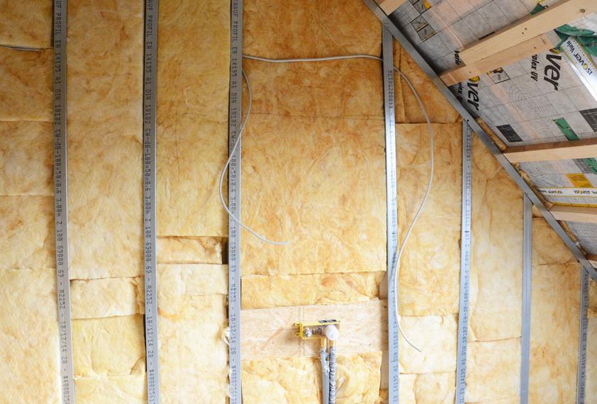 L isolation des murs int rieurs bienchezmoi - Isolation phonique cloison interieure ...