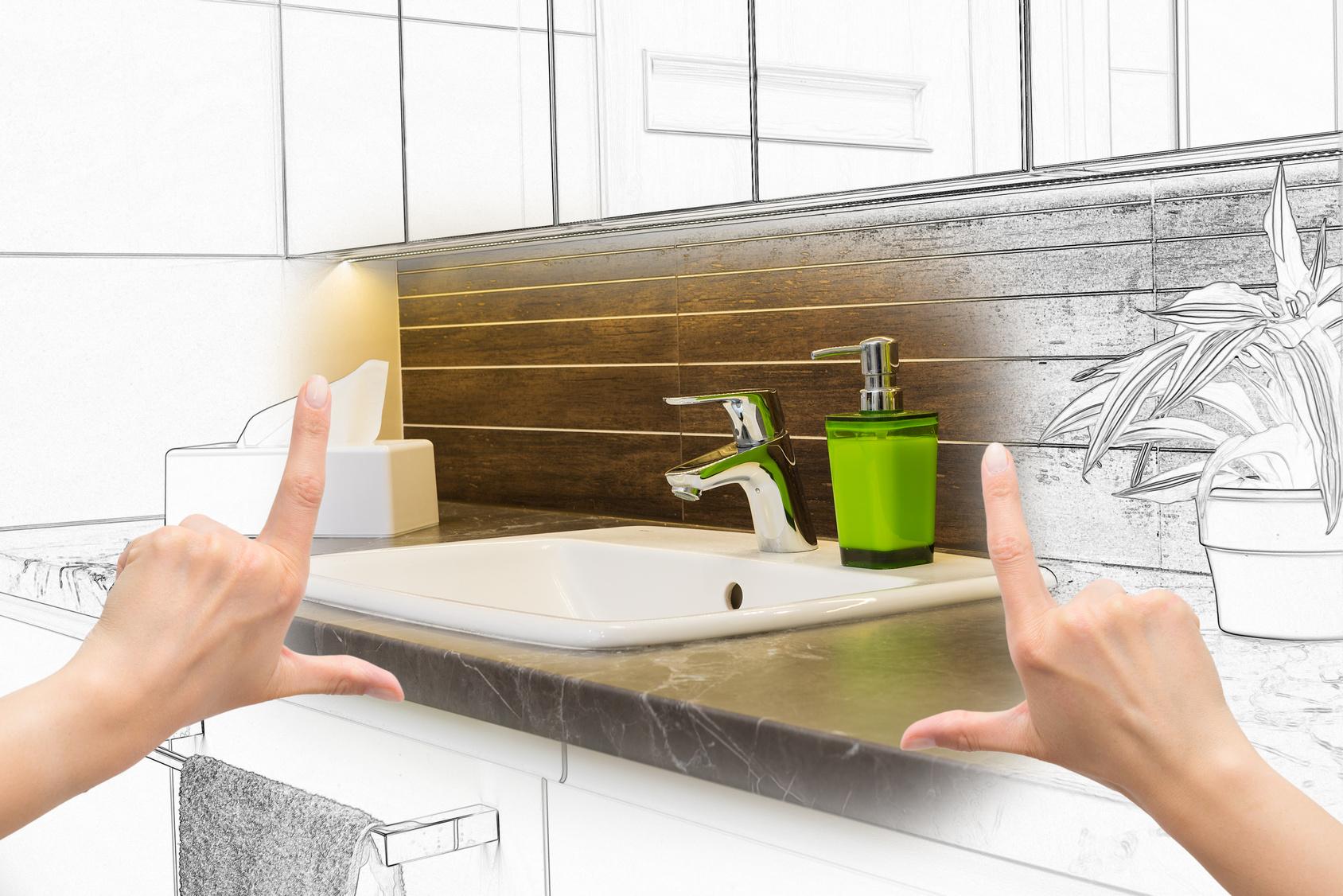 Prix rénovation de salle de bains : quel budget prévoir en 2019 ...
